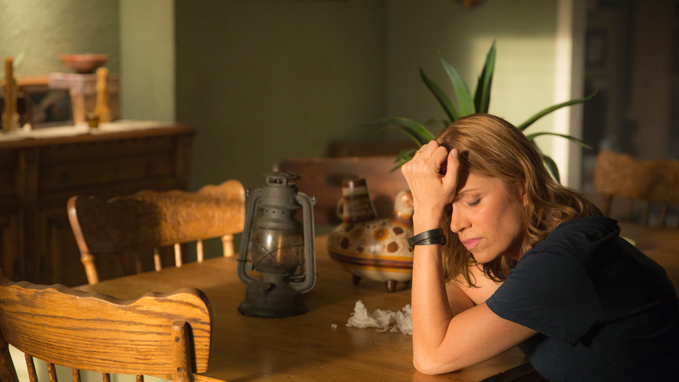 Madison Clark (Kim Dickens) en Episodio 5 / Photo by Justina Mintz/AMC