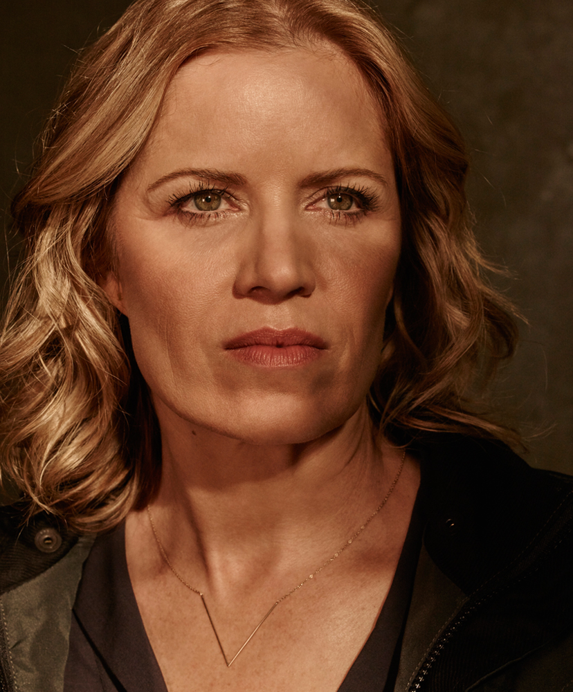 Kim Dickens as Madison - Fear The Walking Dead _ Season 1, Gallery - Photo Credit: Frank Ockenfels 3/AMC