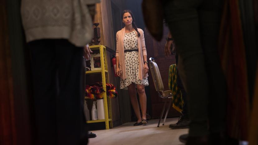 Mercedes Mason as Ofelia - Fear The Walking Dead _ Season 1, Episode 2 - Photo Credit: Justina Mintz/AMC