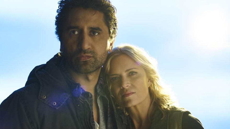 Cliff y Madison | Fear the Walking Dead Temporada 2