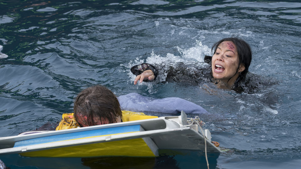Alex (Michelle Ang) en Episodio 3  Photo by Richard Foreman/AMC