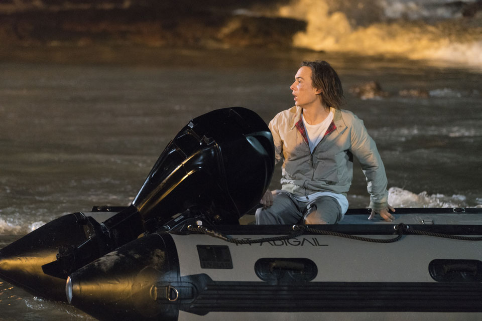 Nick Clark (Frank Dillane) in Episode 1 Photo by Richard Foreman/AMC
