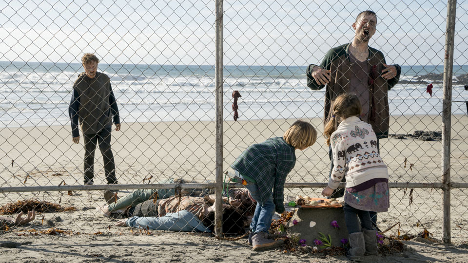 Episodio 2: Foto de Richard Foreman/AMC