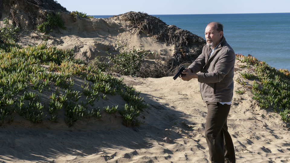 Daniel Salazar (Ruben Blades) en Episodio 3 Photo by Richard Foreman/AMC