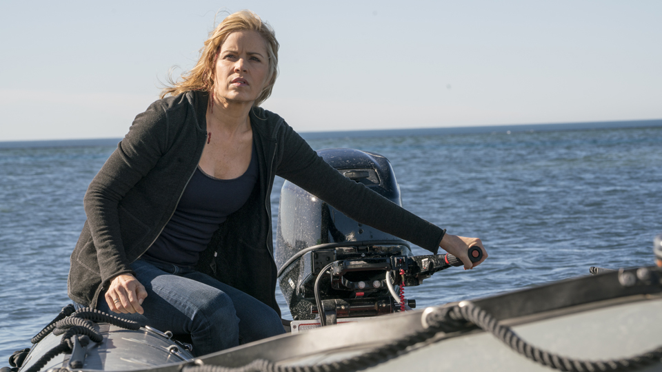 Kim Dickens as Madison Clark; single - Fear The Walking Dead _ Season 2, Episode 04 - Photo Credit: Richard Foreman/AMC