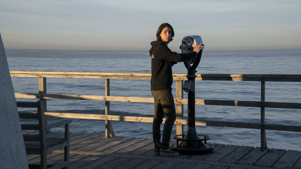 Christopher Manawa (Lorenzo James Henrie) en Episodio 2 Photo by Richard Foreman/AMC