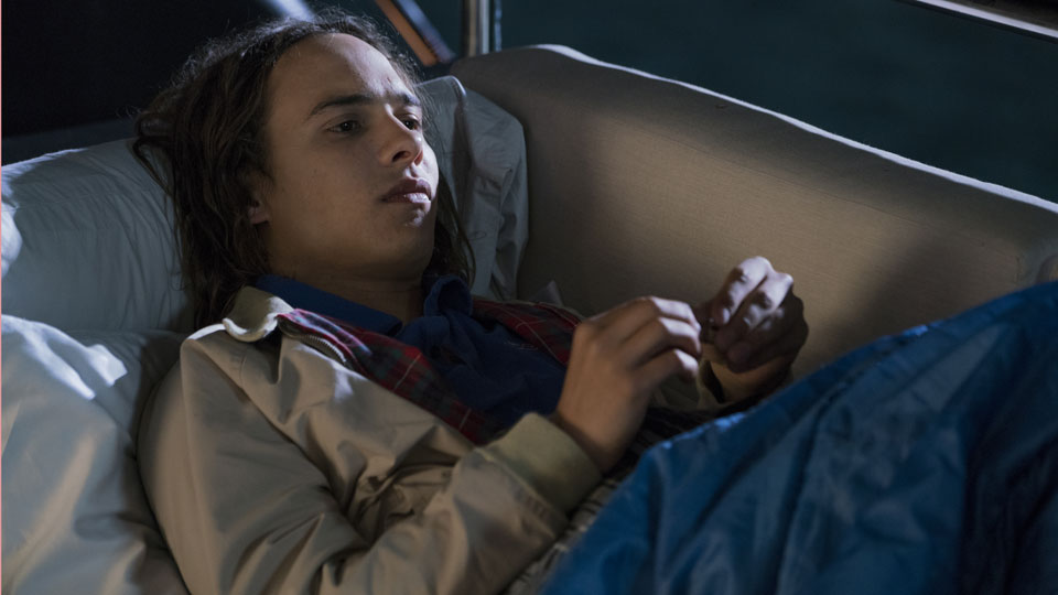 Nick Clark (Frank Dillane) en Episodio 2  Photo by Richard Foreman/AMC