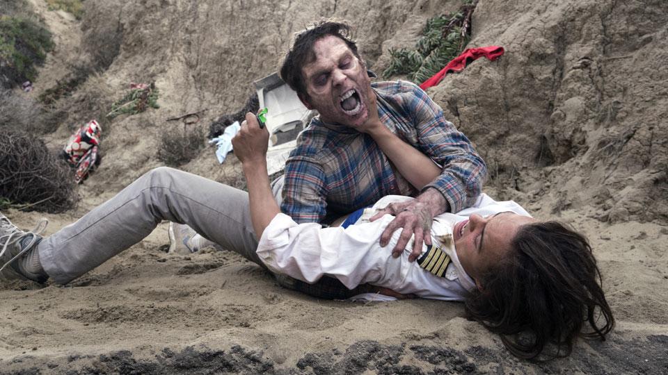Nick Clark (Frank Dillane) en Episodio 3 Photo by Richard Foreman/AMC