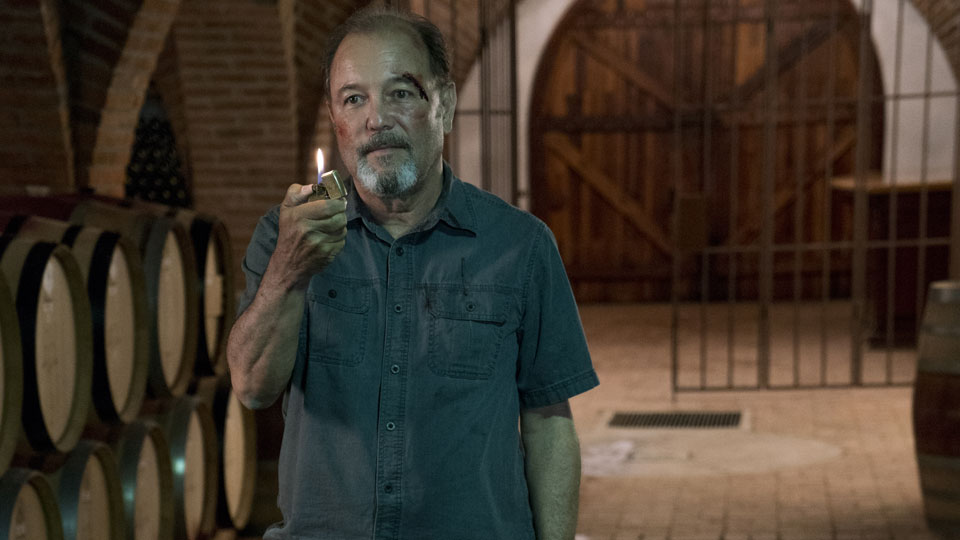 Daniel Salazar (Ruben Blades) en Episodio 7 Photo by Richard Foreman/AMC