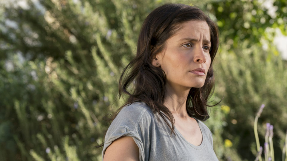 Ofelia Salazar (Mercedes Mason) en Episodio 7 Photo by Richard Foreman/AMC