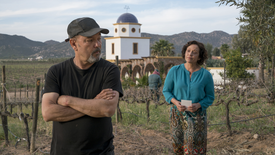 Daniel Salazar (Ruben Blades) en Episodio 6 Photo by Richard Foreman/AMC