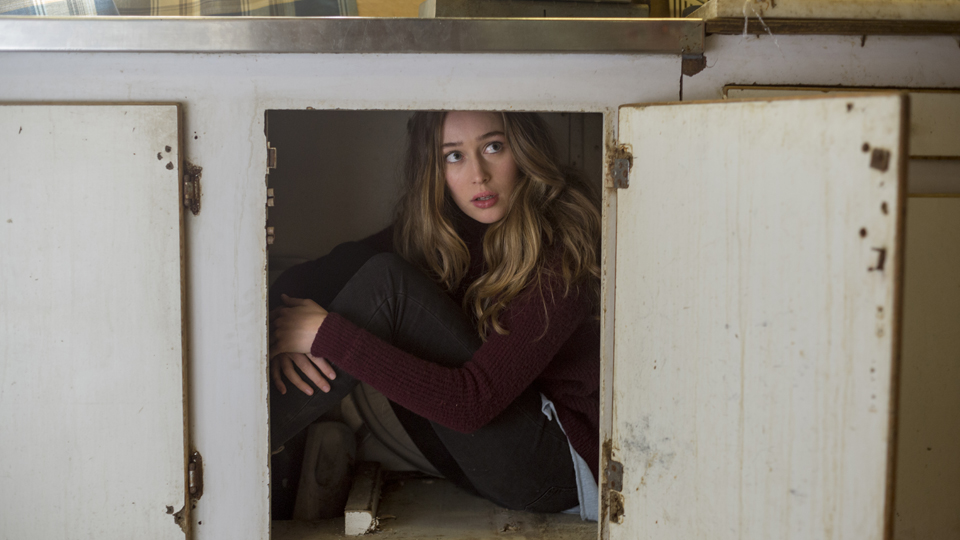 Alicia Clark (Alycia Debnam-Carey) en Episodio 5 Photo by Richard Foreman/AMC