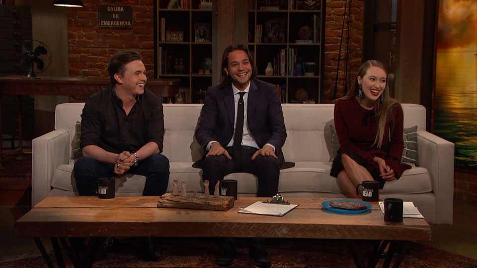 Talking Dead: Fear Edition 2x05