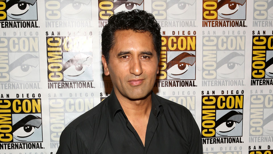 SAN DIEGO, CA - JULY 22: Actor Cliff Curtis during Comic-Con International 2016 on July 22, 2016 in San Diego, California. (Photo by Jesse Grant/Getty Images for AMC)