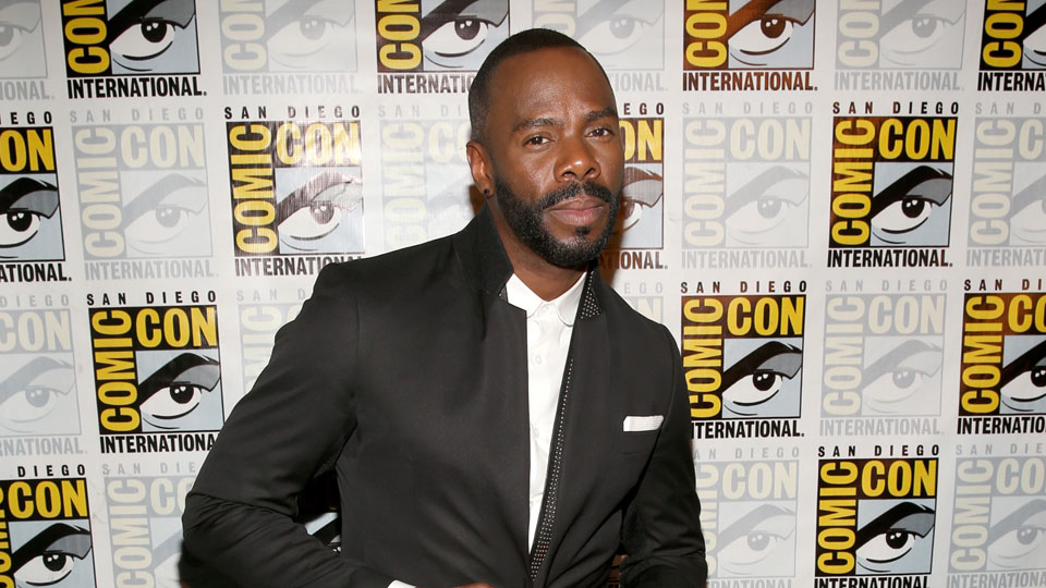 SAN DIEGO, CA - JULY 22: Actor Colman Domingo attends AMC's 'Fear The Walking Dead' Panel during Comic-Con International 2016 at San Diego Convention Center on July 22, 2016 in San Diego, California. (Photo by Jesse Grant/Getty Images for AMC)