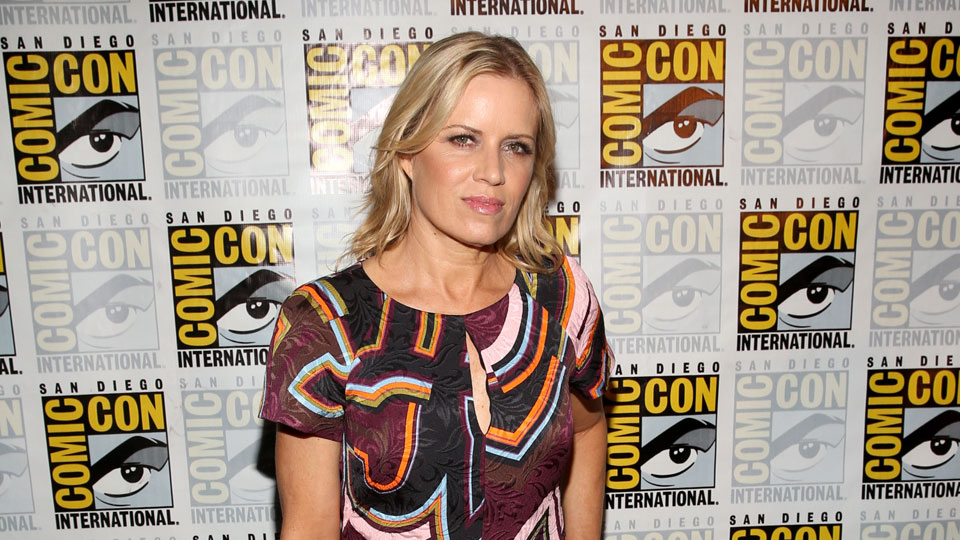 SAN DIEGO, CA - JULY 22: Actress Kim Dickens during Comic-Con International 2016 on July 22, 2016 in San Diego, California. (Photo by Jesse Grant/Getty Images for AMC)