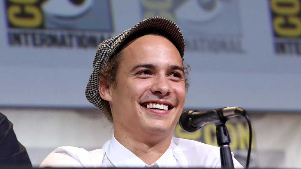 SAN DIEGO, CA - JULY 22: Actor Frank Dillane attends AMC's