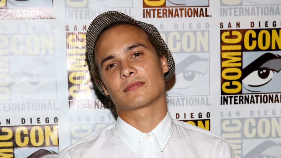 SAN DIEGO, CA - JULY 22: Actor Frank Dillane attends AMC's 'Fear The Walking Dead' Panel during Comic-Con International 2016 at San Diego Convention Center on July 22, 2016 in San Diego, California. (Photo by Jesse Grant/Getty Images for AMC)