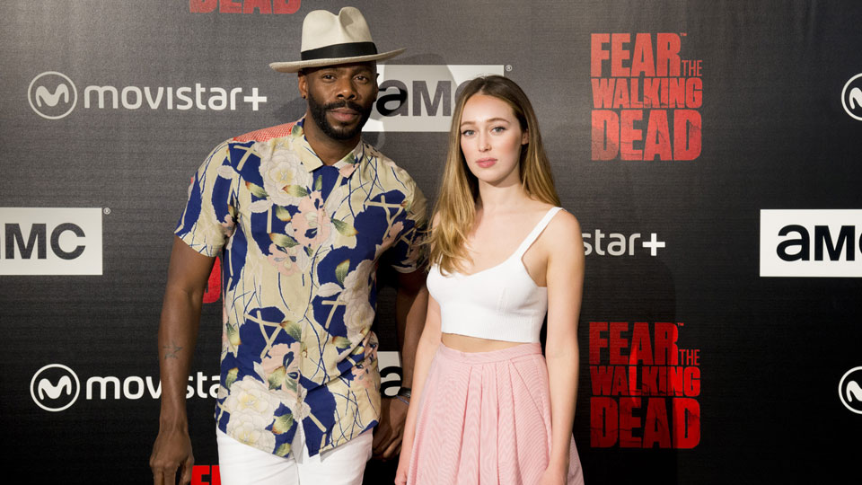 #FearTWDFanEvent en Madrid