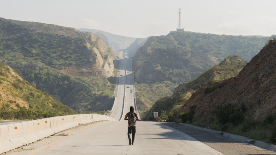 Nick Clark (Frank Dillane) en el Episodio 8 Foto de Richard Foreman/AMC