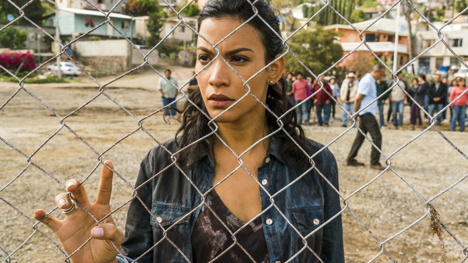 Luciana (Danay Garcia) en Episodio 9 Photo by Richard Foreman/AMC