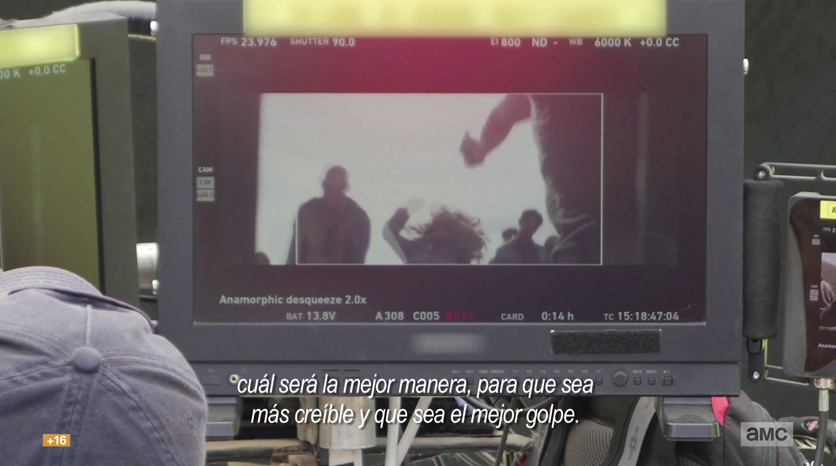 Making Of 2x08