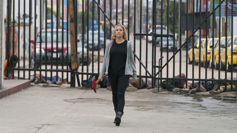 Madison Clark (Kim Dickens) en Episodio 13 Photo by Richard Foreman/AMC