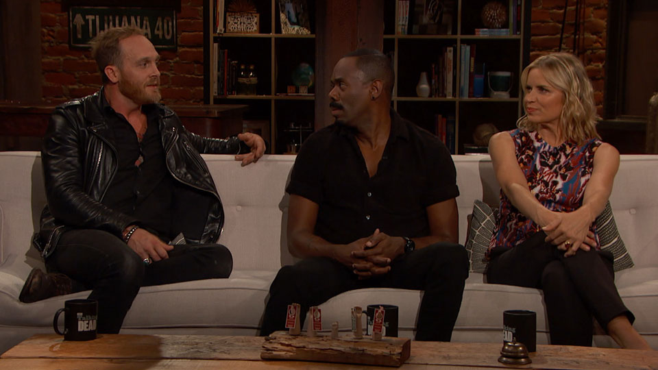Talking Dead: Fear Edition 2x09