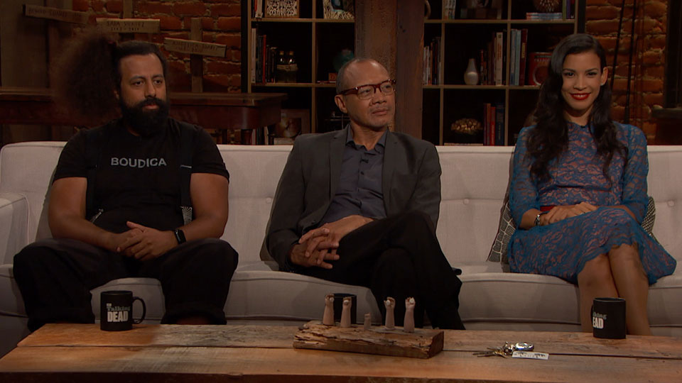 Talking Dead: Fear Edition 2x11