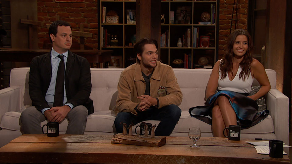 Talking Dead: Fear Edition 2x12