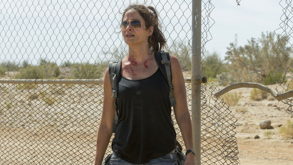Ofelia Salazar (Mercedes Mason) en Episodio 14 Photo by Richard Foreman/AMC