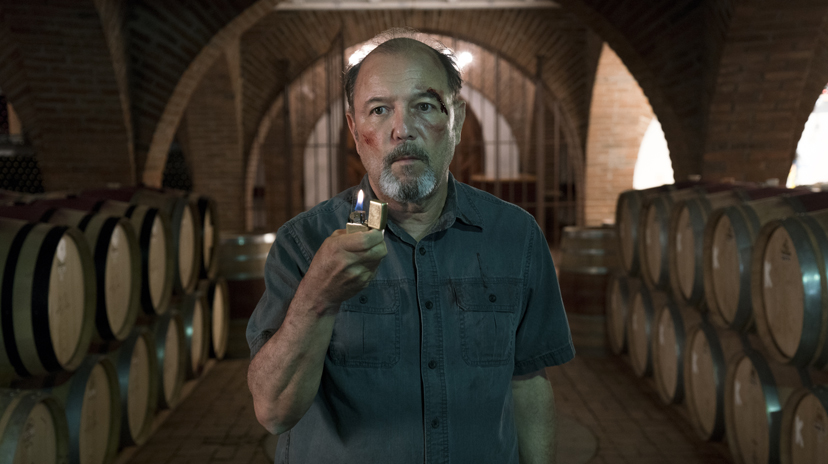 Rubén Blades as Daniel Salazar - Fear The Walking Dead _ Season 2, Episode 07 -  Photo Credit: Richard Foreman, Jr/AMC