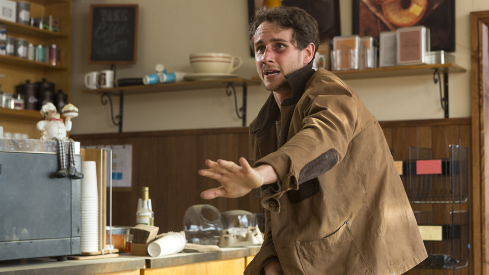 Brandon (Kelly Blatz)  en Episodio 14 Photo by Richard Foreman/AMC