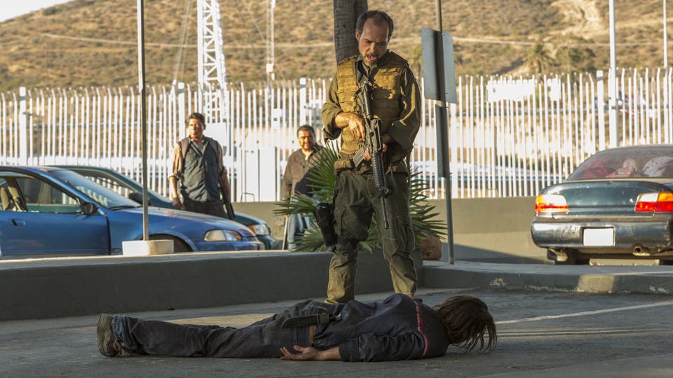 Nick Clark (Frank Dillane) en Episodio 15 Photo by Richard Foreman/AMC