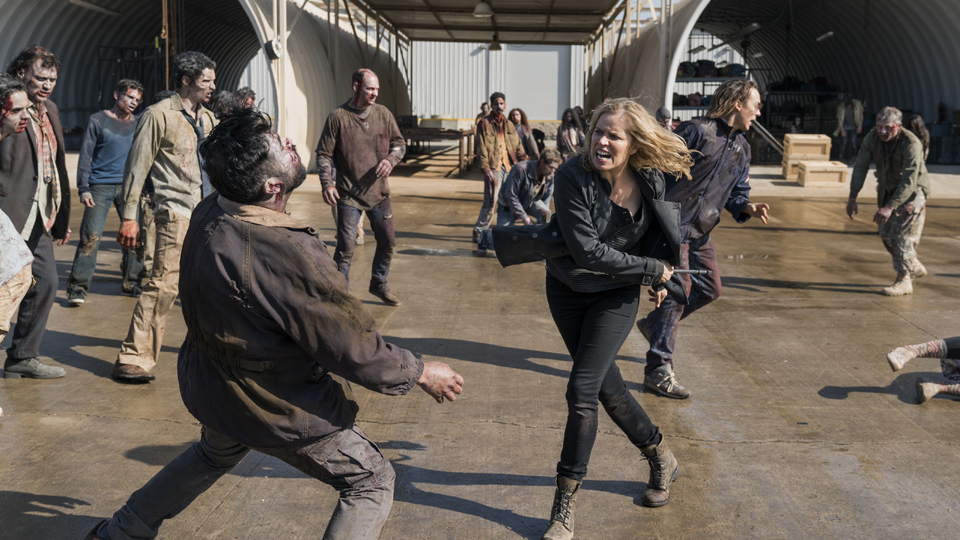 Fear the Walking Dead Temporada 3 - Lunes 22:10