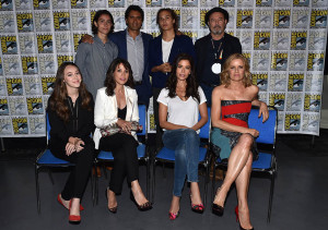 "AMC's ""Fear The Walking Dead"" At Comic-Con 2015"
