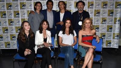 El Panel de Fear the Walking Dead en la Comic-Con
