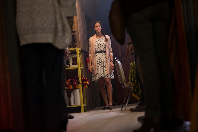 Mercedes Mason as Ofelia - Fear The Walking Dead _ Season 1, Episode 2 - Photo Credit: Justina Mintz/AMC