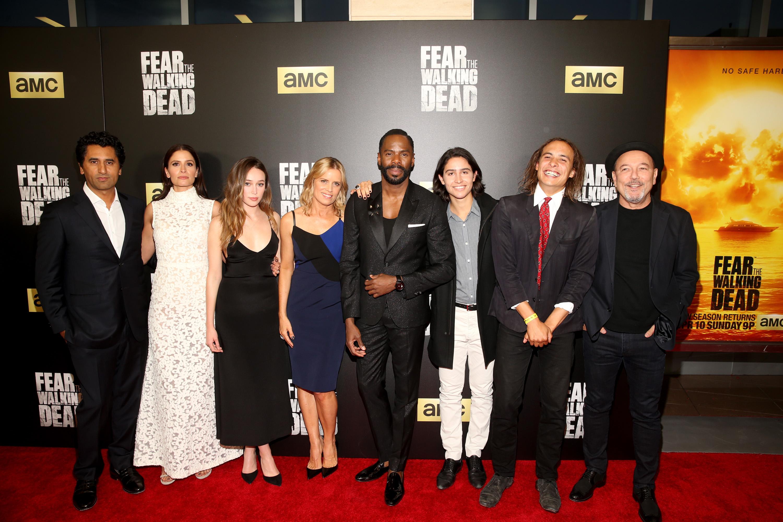 """""""""""Fear The Walking Dead"""" Season 2 Premiere"""""""