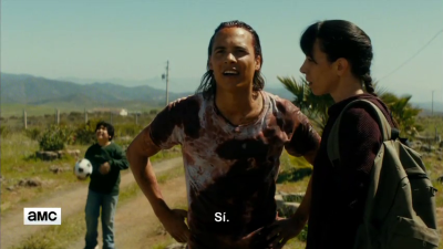 Fear the Walking Dead - Análisis Ep8