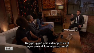 Talking Dead: Fear Edition - Mejores Momentos Ep11