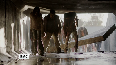 Fear the Walking Dead – Teaser Infectados