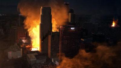 Quando L.A. ficou às escuras...