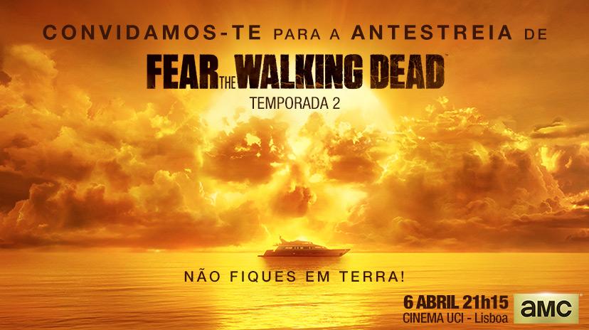 FearTWD premiere