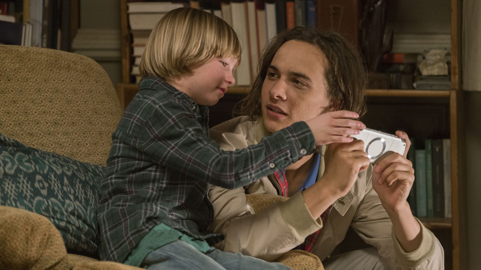 Nick Clark (Frank Dillane) in Episode 2 Photo by Richard Foreman/AMC