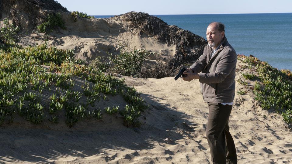 Daniel Salazar (Ruben Blades) in Episodio 3 Photo by Richard Foreman/AMC