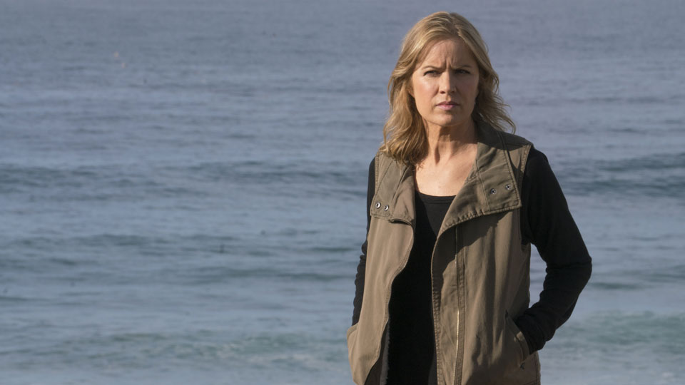 Madison Clark (Kim Dickens) in Episode 2 Photo by Richard Foreman/AMC