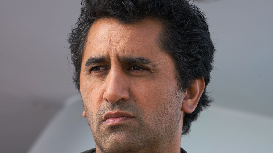 Travis Manawa (Cliff Curtis) in Episode 2 Photo by Richard Foreman/AMC