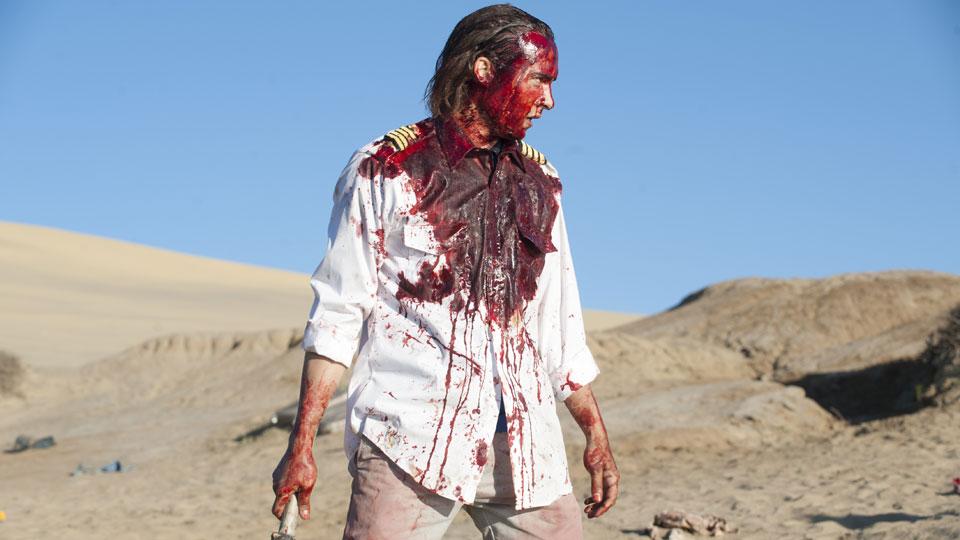 Nick Clark (Frank Dillane) in Episodio 3 Photo by Richard Foreman/AMC