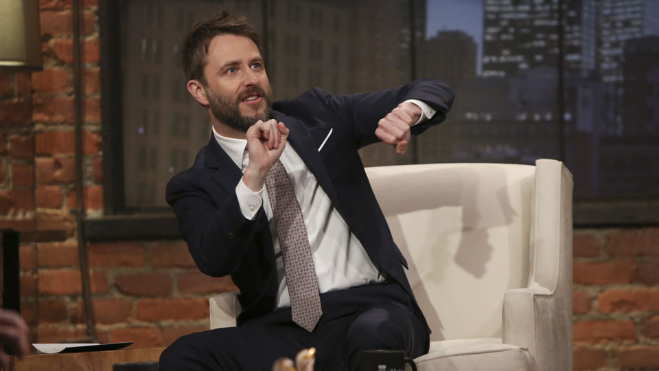 Chris Hardwick Talking Dead: Fear Edition
